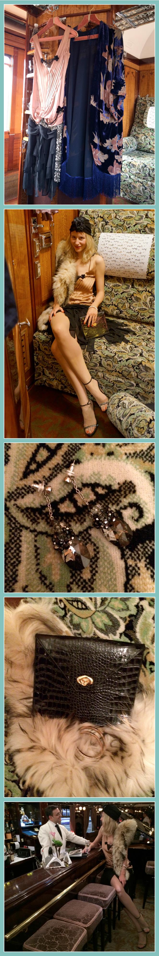 María León con vestido muy especial de Lydia Delgado y lo tenía guardado para lucirlo en alguna ocasión especial, y que mejor que ésta. Lo combiné con pendientes de Swarovski, sandalias de Zara y cartera de The Code