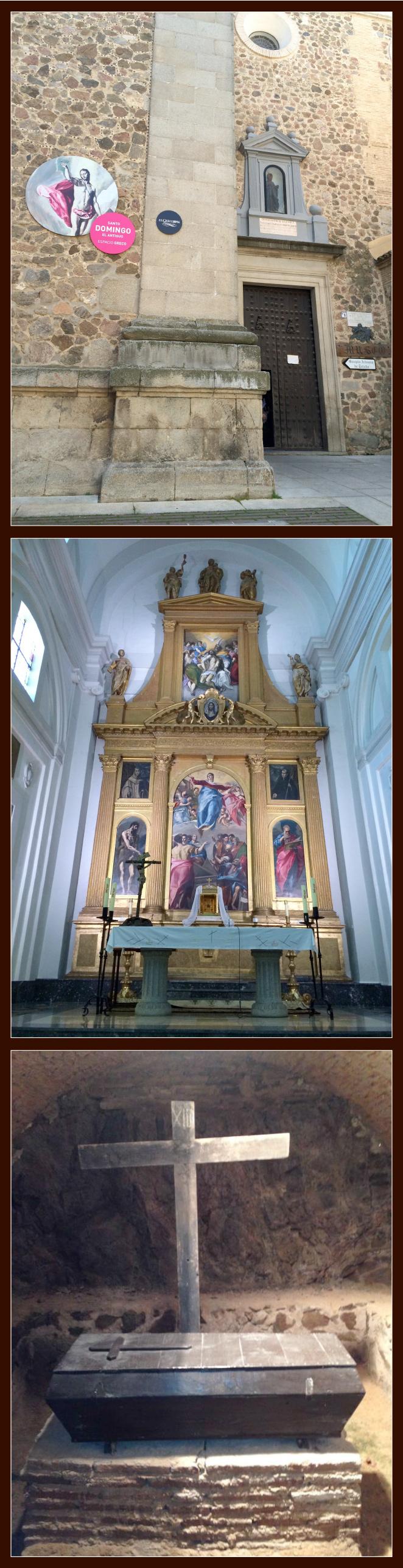 Espacio Greco 03: Convento Santo Domingo el Antiguo