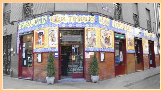 Restaurante Los Timbales