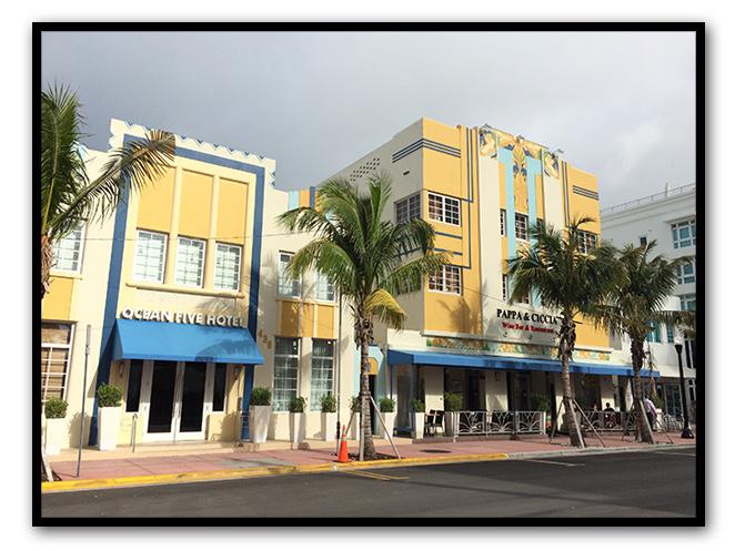 Imágenes del viaje a Miami de María León