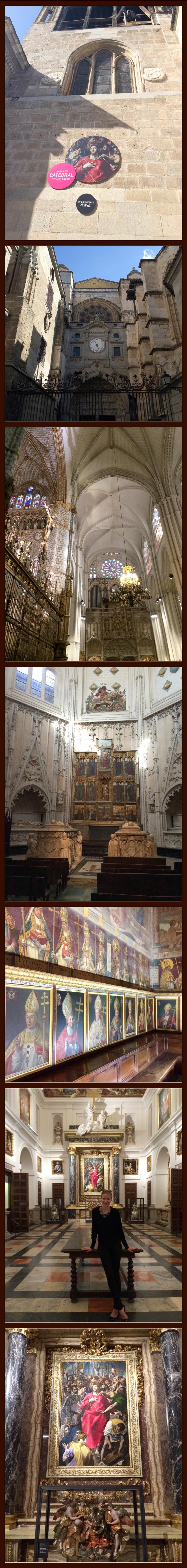 Espacio Greco 05: Sacristía de la Catedral