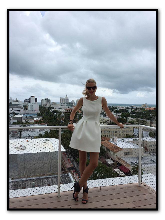 """Juvia. Un restaurante con vistas espectaculares a Miami Beach, donde se puede disfrutar propuesta de menú muy """"healthy"""""""