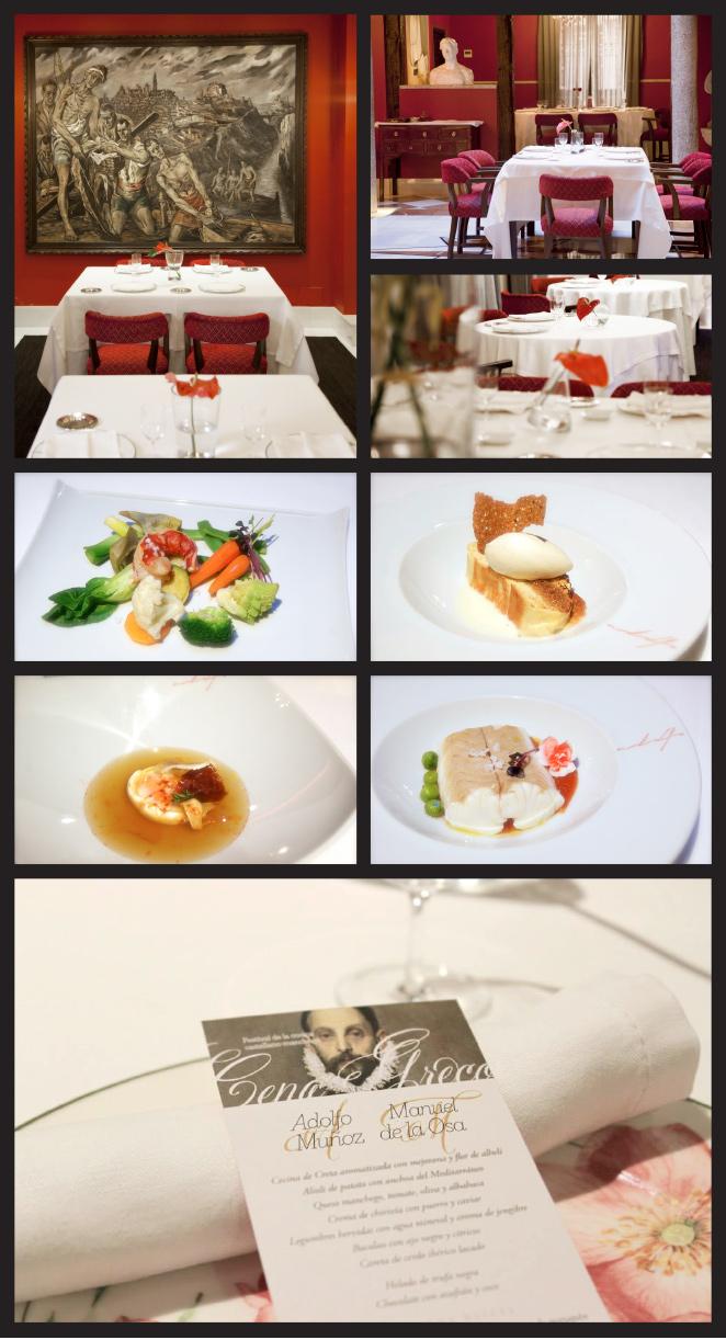 Restaurante Adolfo en Toledo