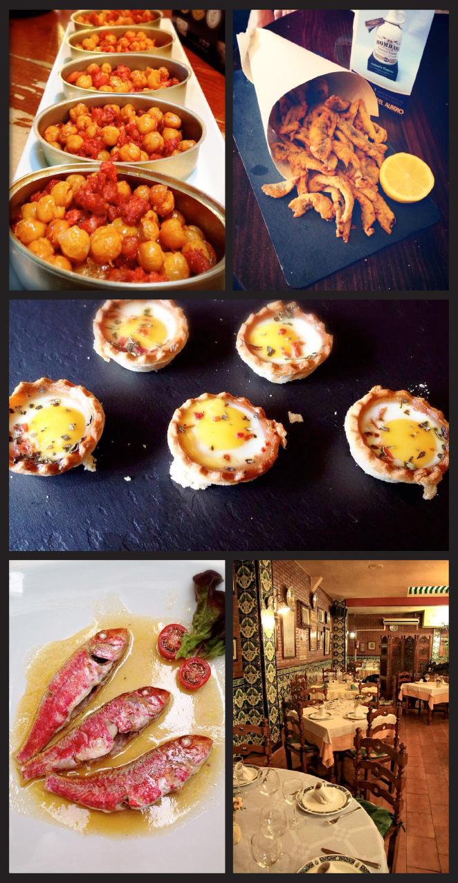 Restaurante El Albero en Toledo