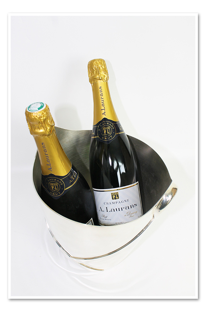Champagne A. Laurans,