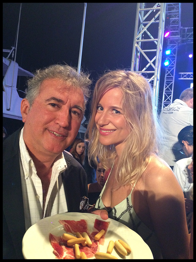 María León en el Marbella Luxury Weekend 2014