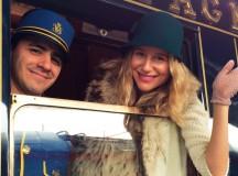 Un viaje en el tiempo en el Venice Simplon-Orient-Express