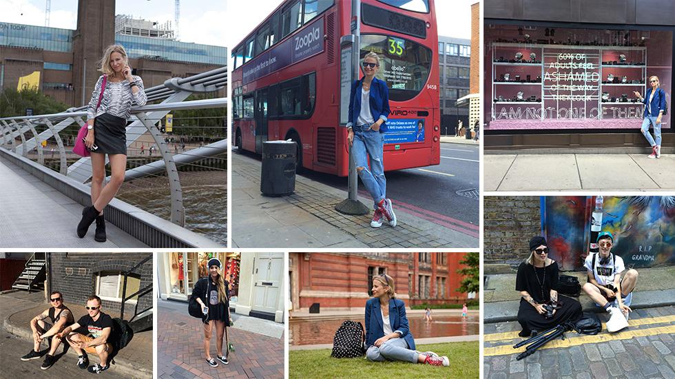 Street Style Londres, vistiendo sin complejos