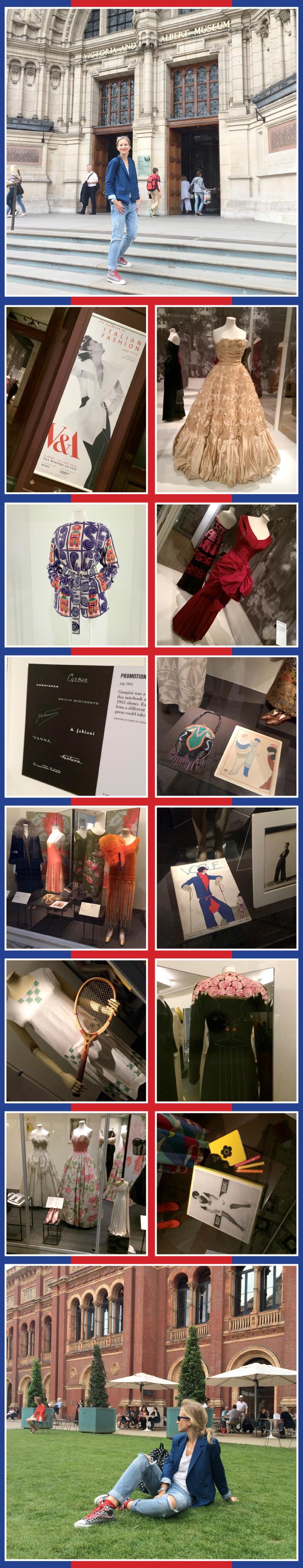 Historia de la moda en el Victoria & Albert de Londres