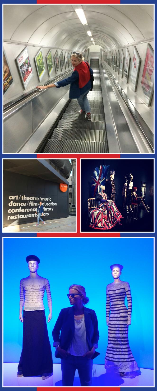 Barbican Center fue el lugar elegido para la exposición sobre la trayectoria del diseñador Jean Paul Gaultier