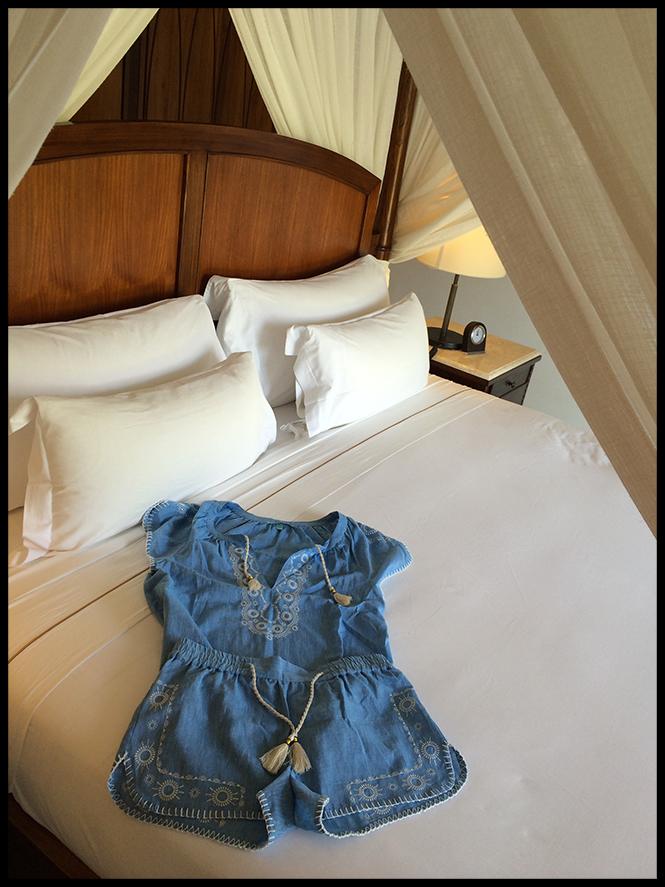 Pijama para dormir en Zanzibar de Papaya Madrid
