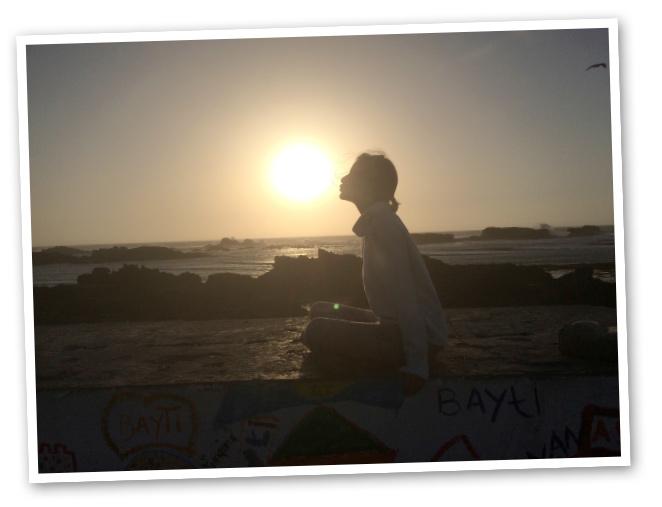 Fue allí donde tuve la suerte de llegar a tocar el sol y la luna en compañía de mi Peugeot 2008…Pura magia!!