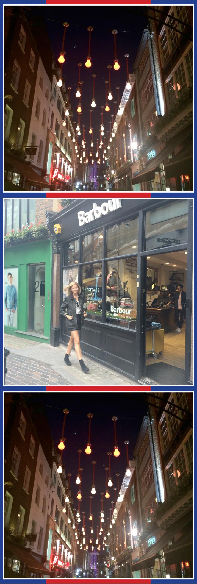 Shopping para las más juveniles: Carnaby Street