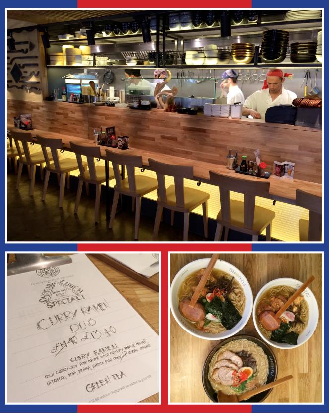 Restaurante en Londres Shoryou