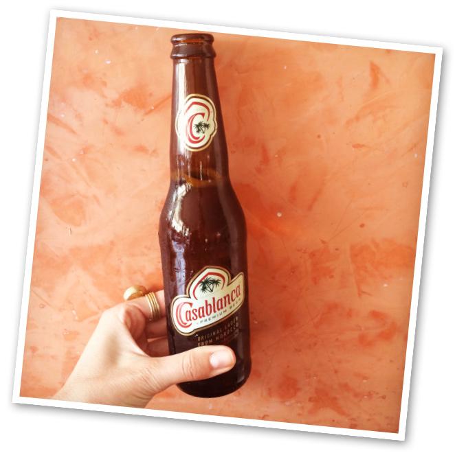 Cerveza Casablanca
