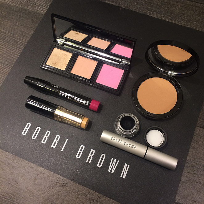 Maquillaje de Bobbi Brown