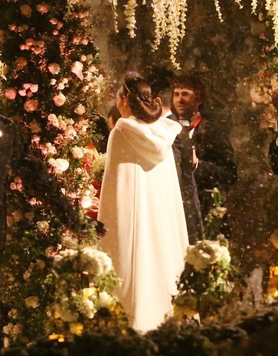 Abrigo boda