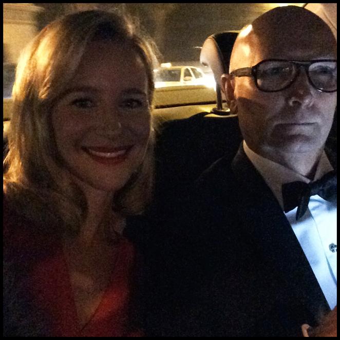 El periodista Carlos Garcia-Calvo fue mi gran compañero de la noche