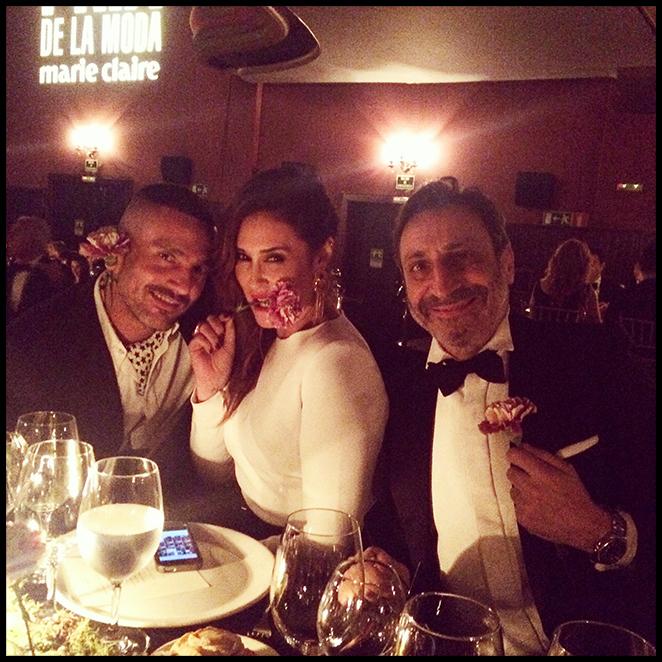 Momentos Marie Claire con amigos