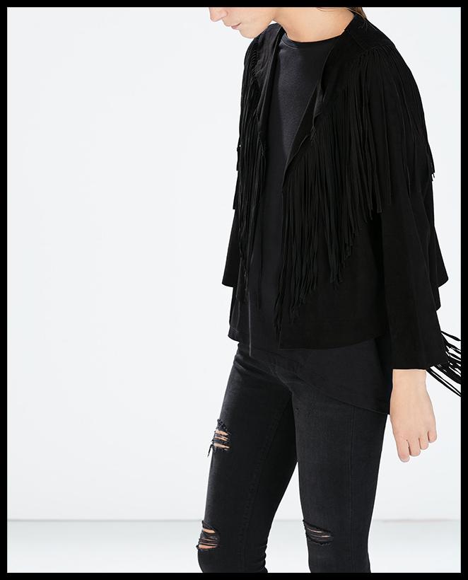 ¿La pieza más versátil? Las chaquetas y chalecos que podremos combinar de diferentes maneras.
