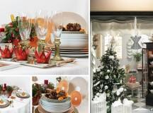 ¡Ideas para decorar la mesa en Navidad!