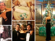 Una cena solidaria by Tiffany&Co