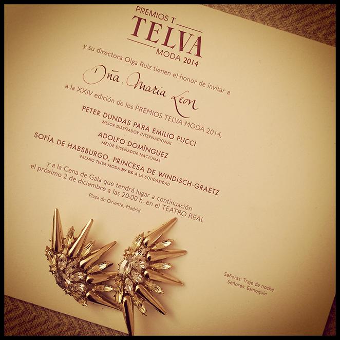 Hace unos días, tuvo lugar la gran noche de la moda que la revista Telva organiza cada año y todo un referente en el sector.