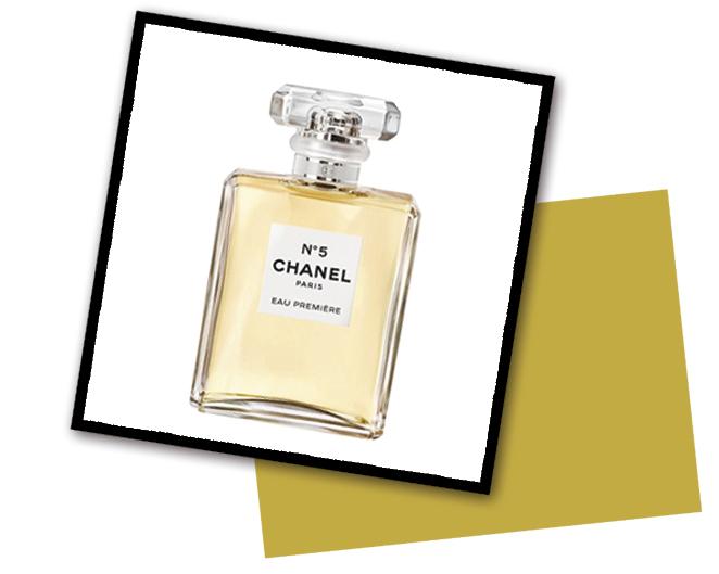 El Nº 5, el perfume de un siglo, nació de la elección de la 5ª muestra que se le presentó a Madmoiselle. Su frasco, simple y rotundo, representaba, en su esencia y estética, a la diseñadora.