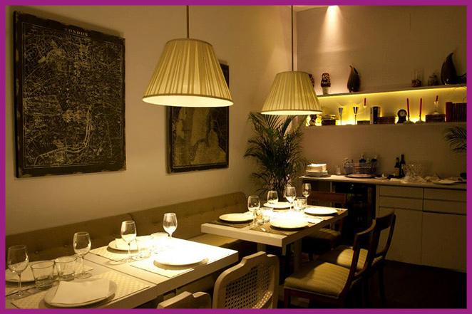 Una maravillosa cena en el restaurante Check In de Madrid, uno de mis preferidos.