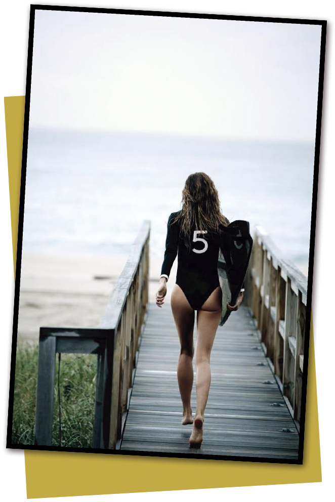 Con la elección de Gisele quisieron demostrar que los valores Chanel son reales y tangibles y que la mujer moderna se reinterpreta constantemente.