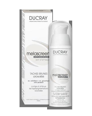 Programa anti manchas de Melascreen de Ducray