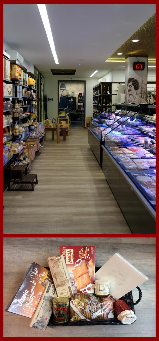 Productos delicatesen de La Rioja, De Torre Gourmet