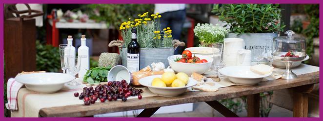 Un estupendo curso de cocina en Federica&Co para que tus menús sean de lo mas especiales.