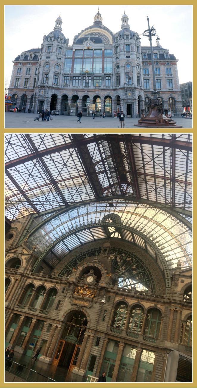 Central Station, considerada una de las bonitas del mundo!!