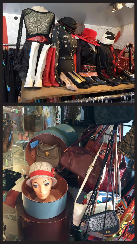 Si os gusta la ropa vintage, os recomiendo que os deis una vuelta por Squares Ville en 1800 North Vermont Avenue donde encontraréis piezas muy especiales.