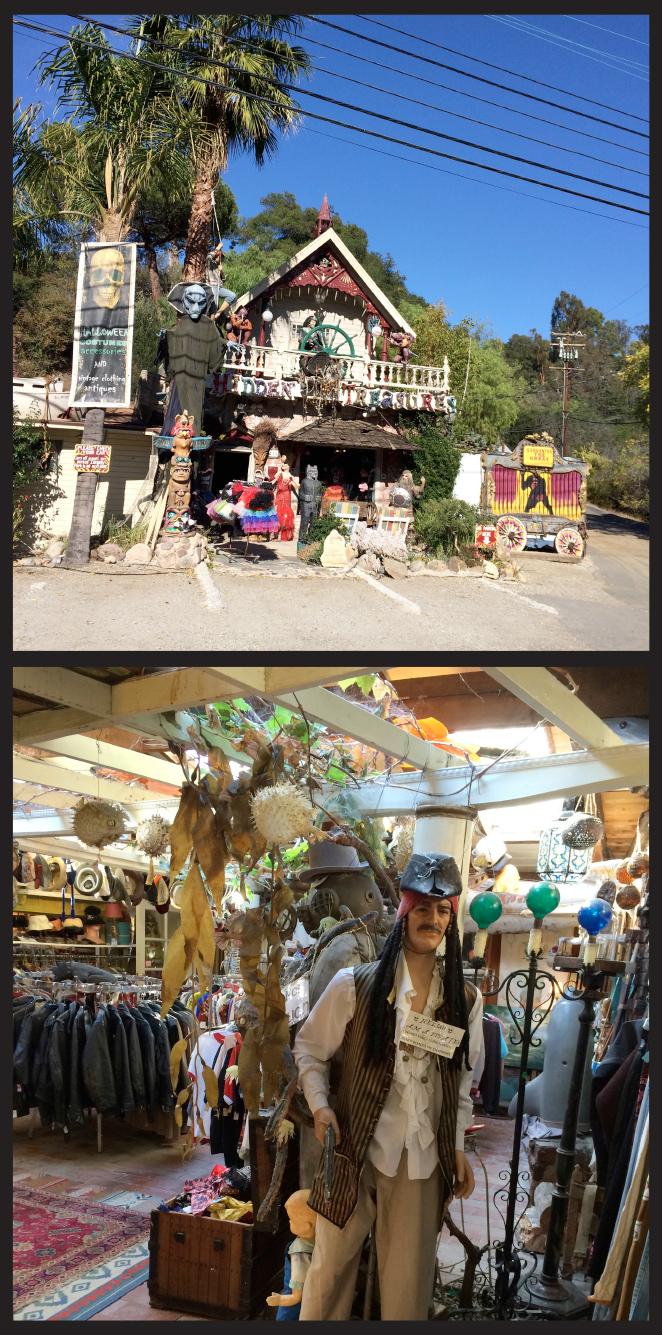 Y en Hidden Treasures  en el área de Topanga también podréis encontrar tesoros vintage!!