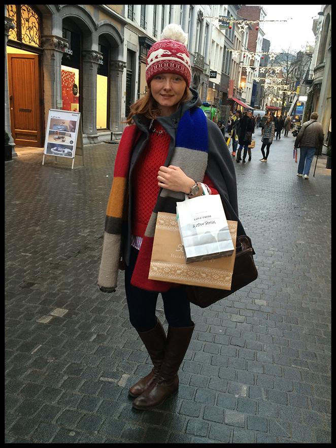 Imágenes de Street Style que capté por las calles de Amberes
