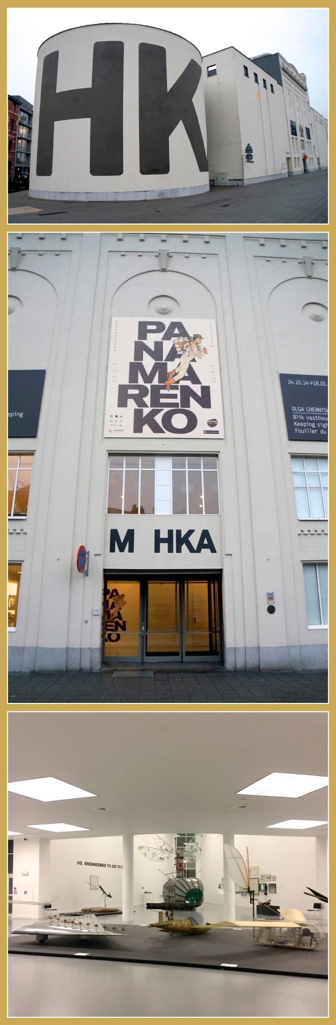 En Waalsekaai, no os perdáis el FOMU (Museo de Fotografía) y el MHKA (Museo Arte Contemporáneo).