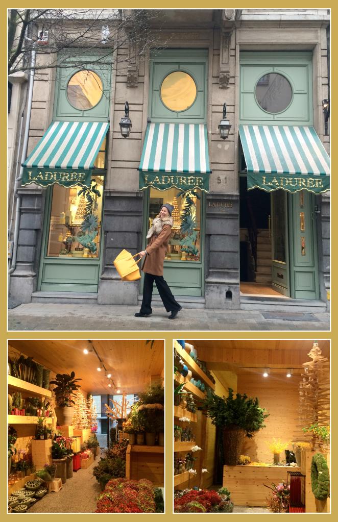 Calle Schuttershofstraat y Graan Markt. Hay una selección de tiendas rollo bohemias chic ideales!!