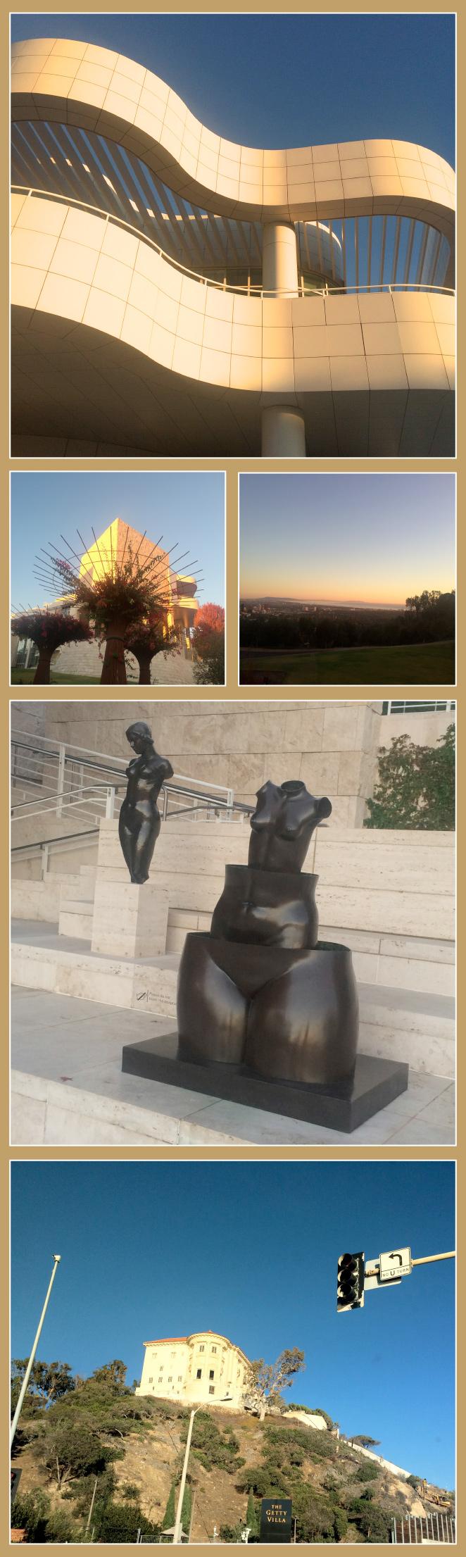 Museo Getty y Getty Villa