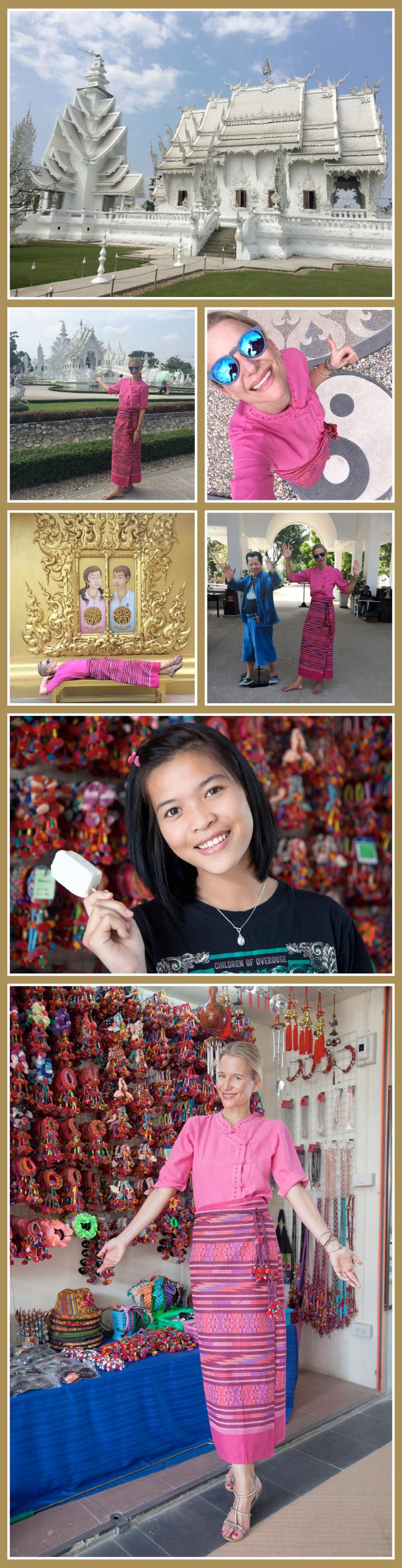 Templo Blanco - Wat Rong Koont