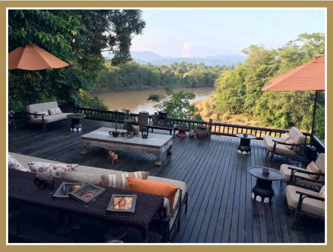Hotel Tented Camp Four Seasons Golden Triangle