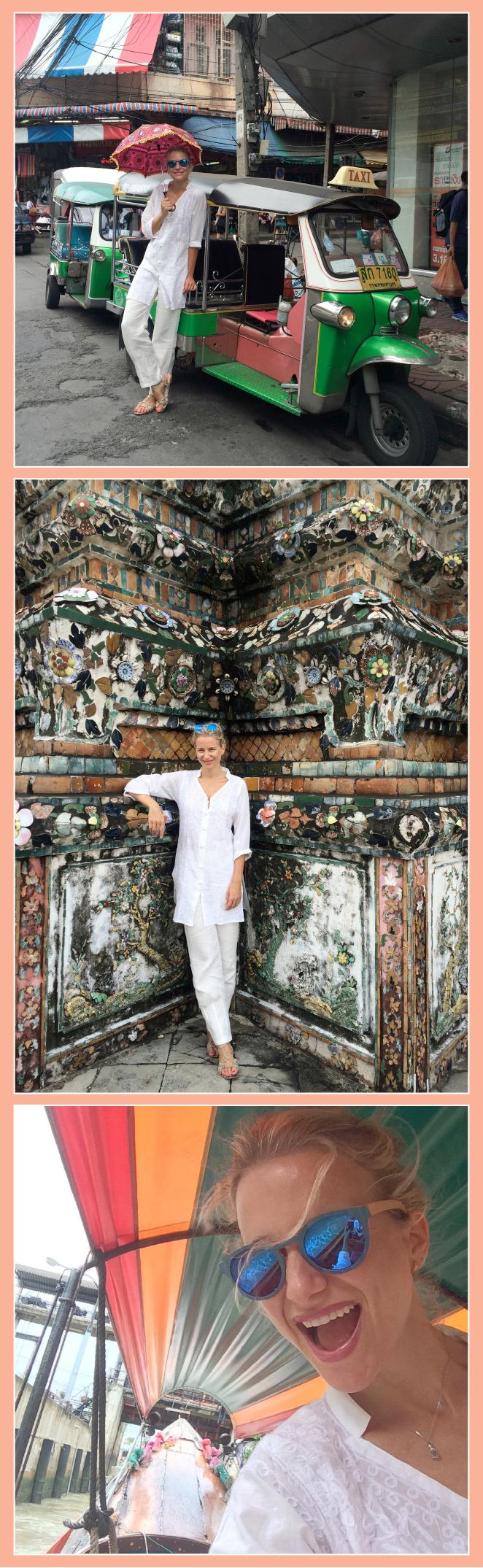 LOOK 3: Otro día descubriendo Bangkok