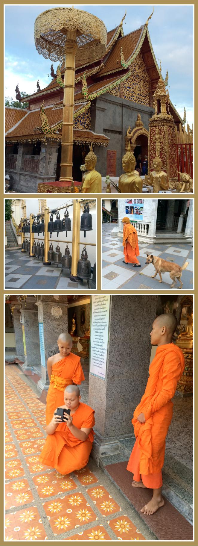Templo Wat Pratat Doi Suthep