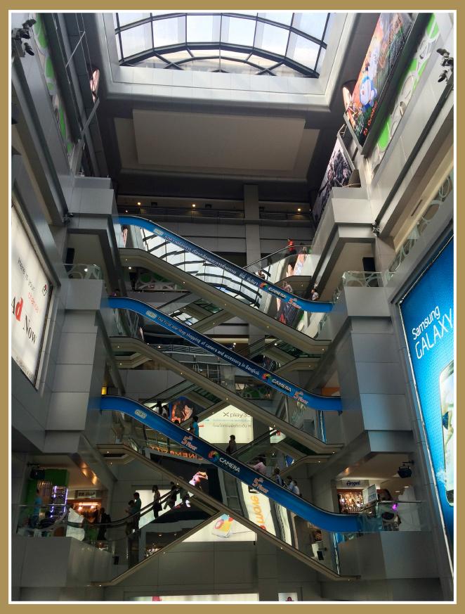 Centro Comercial MBK