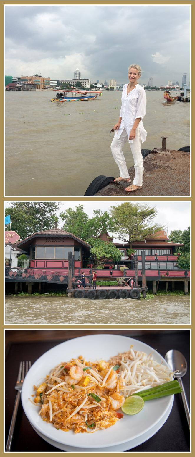 Supatra River House