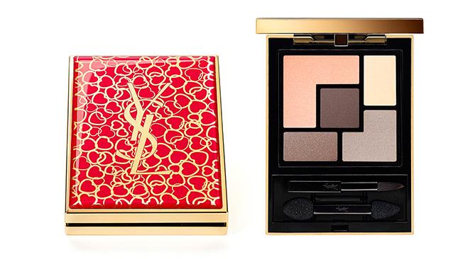 """Couture Palette Collector """"Hearts Profusion"""" de Yves Saint Laurent"""