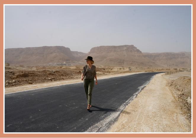 Masada, la imponente fortaleza donde vivió Herodes