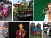 Maria Leon Style en Tailandia