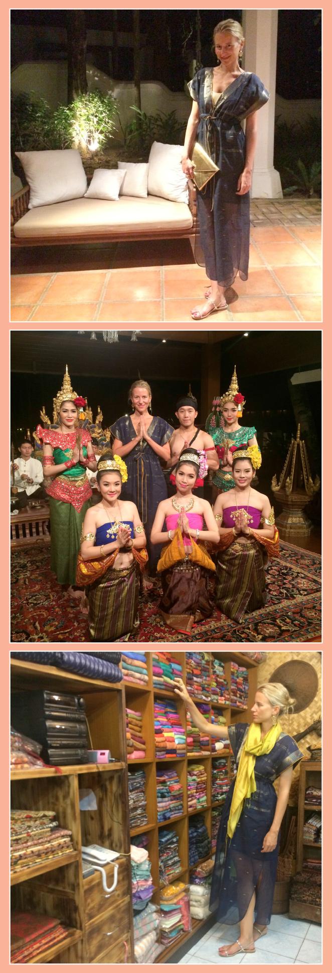 LOOK 7: Cenando en Chiang Mai